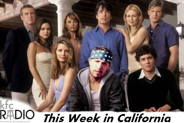 this week in california 1